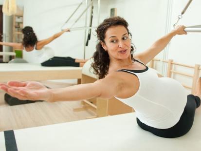 Ciąża w ruchu. Ćwiczyć czy nie ćwiczyć?