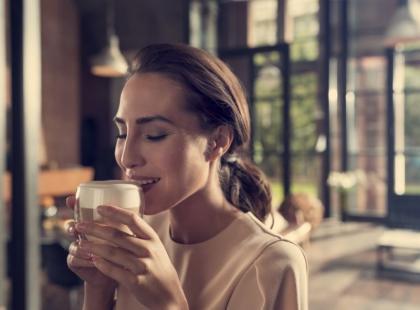 Ciesz się wieloma możliwościami nowego ekspresu Saeco PicoBaristo One Touch Milk Carafe