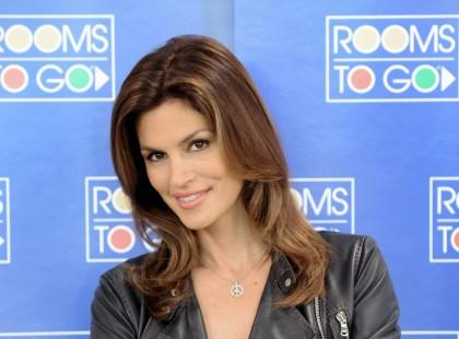 Cindy Crawford: supermodelki na kryzys