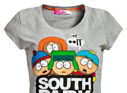 Ciuchy w stylu miasteczka South Park - Cropp