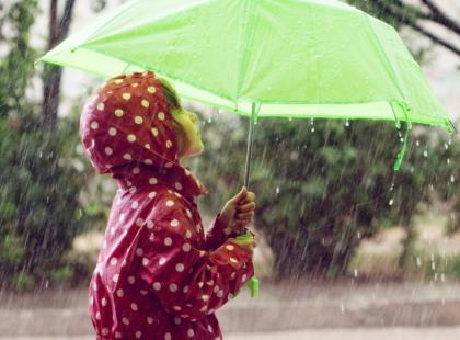 Ciuszki na deszczową porę