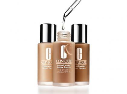 Clinique Repairwear Laser Focus All-Smooth Makeup SPF 15