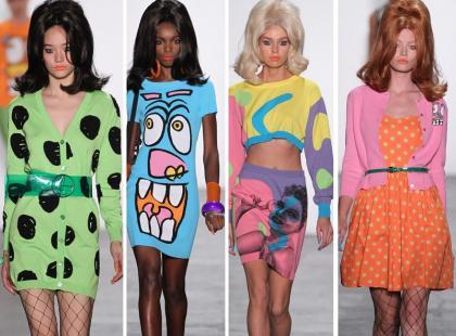 Co będzie modne według Jeremiego Scotta wiosną 2016?