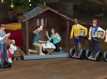 Co by było, gdyby Jezus urodził się w 2016 roku?