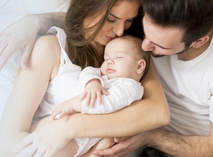 Co czuliście, gdy dowiedzieliście się, że zostaniecie rodzicami? Podziel się swoimi wspomnieniami i wygraj nagrody!