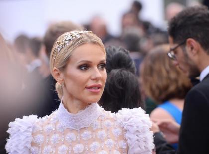Co Doda robi w Cannes? I czemu założyła TAKĄ sukienkę na czerwony dywan? Pokazała też projekt kolejnej...