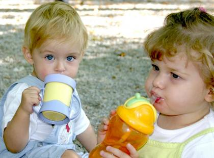 Co dzieci lubią pić