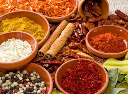Co jest potrzebne w algierskiej kuchni?