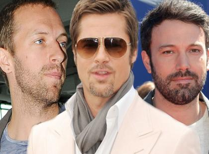 Co łączy Brada Pitta, Bena Afflecka i Chrisa Martina?