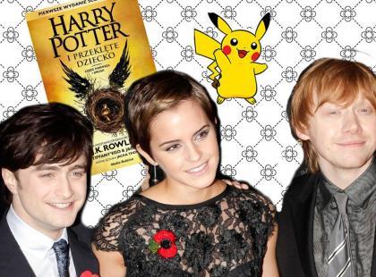 Co ma wspólnego Harry Potter z Pokemonami?