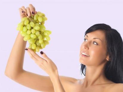 Co mają w sobie winogrona