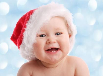 Co małe dziecko może jeść w Boże Narodzenie?