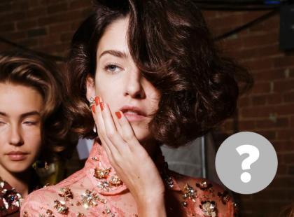 Co mówi o tobie kształt paznokci?