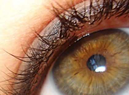 Co można wyczytać z tęczówki oka?