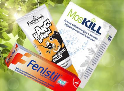 Co na ugryzienia komarów? 8 redakcyjnych propozycji