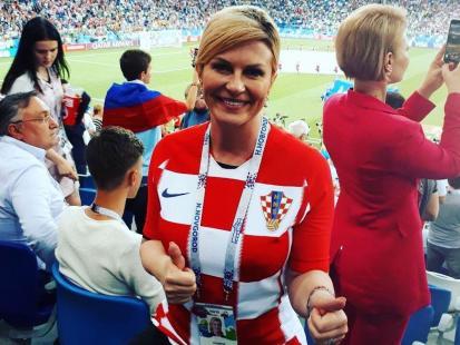 Co najbardziej zapamiętamy z tych Mistrzostw Świata i dlaczego jest to prezydent Chorwacji