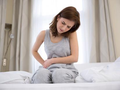 Co oznacza ból jajników na początku ciąży?
