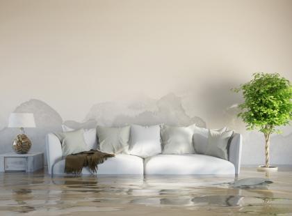Co oznacza powódź we śnie?
