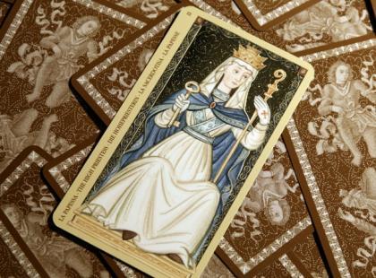Co oznaczają poszczególne karty tarota? (I)