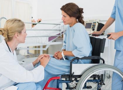 Co po stracie dziecka powinien zrobić personel medyczny?