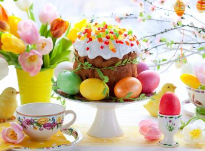 Co podać na śniadanie w Wielkanoc?