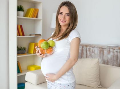 Co powinna jeść kobieta w ciąży?