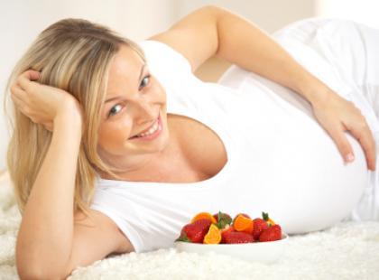 Co powinno jeść się w ciąży, aby maluszek urodził się zdrowy?