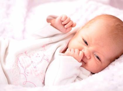 Co powinno umieć trzymiesięczne niemowlę?