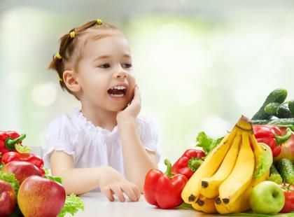 Co robić, by dziecko samo sięgało po wartościowe produkty?