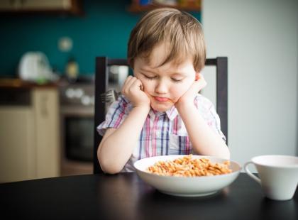 Co robić, gdy dziecko nie chce jeść?