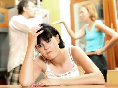 Co robić, gdy rodzice się rozwodzą?
