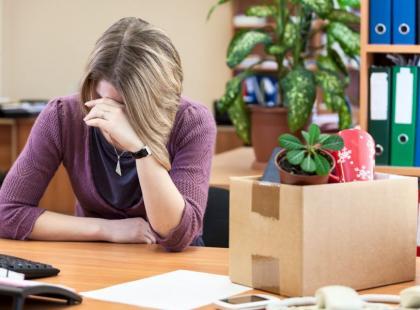 Co robić, gdy stracisz pracę?