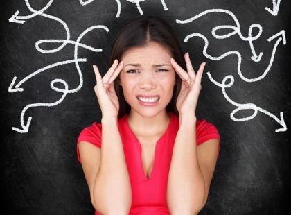 Co robić, gdy z nerwów boli brzuch?