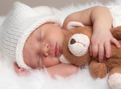 Co robić, kiedy niemowlę nie chce spać?