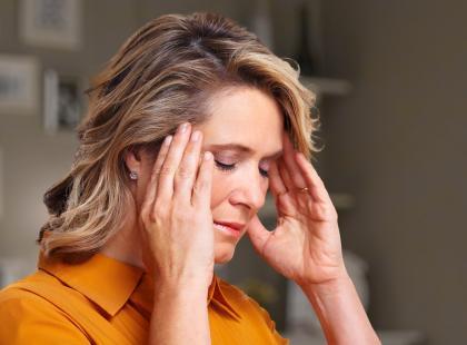 Co to jest klasterowy ból głowy?
