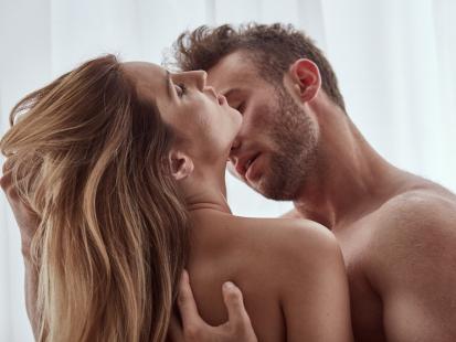 Kobieta mająca orgazmy