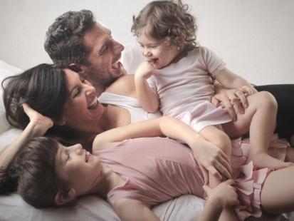 Co twoje dziecko odziedziczy po tobie, a co po twoim mężu?
