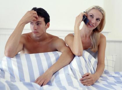 Co wkurza facetów w łóżku