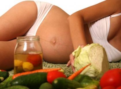 Co wolno jeść w czasie ciąży?