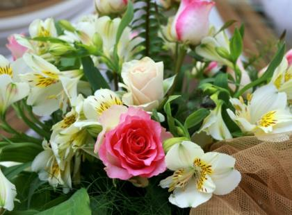 Co zamiast kwiatów na ślub?