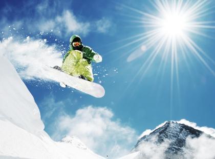 Co zamiast nart - nowe sporty zimowe