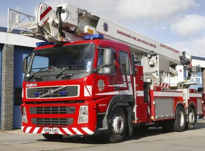 Co znajduje się w wozie strażackim?