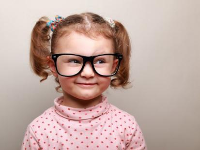 Co zrobić, gdy dziecko gorzej widzi?