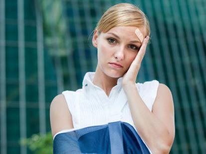 Co zrobić, gdy… miałaś wypadek na chodniku