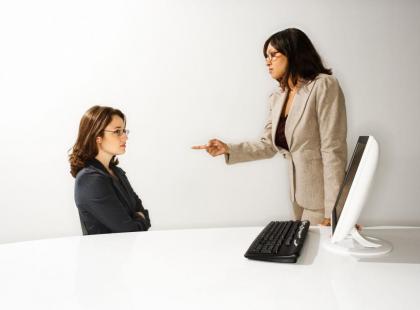 Co zrobić gdy… szef chce cię ukarać