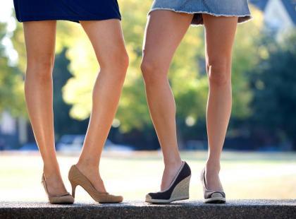 Co zrobić kiedy puchną nogi