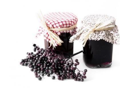 Co zrobić z owocami czarnego bzu?
