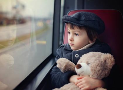 Co zrobić, żeby 6-latek pojechał na ferie zimowe pociągiem na bilecie ze zniżką?