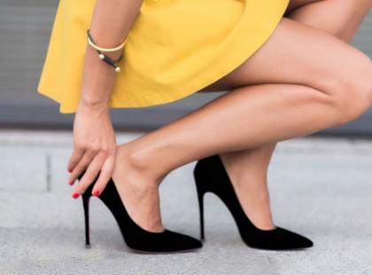 Co zrobić, żeby buty nie spadały?