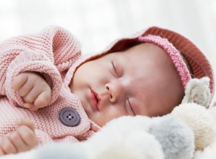 Co zrobić, żeby dziecko dobrze spało?